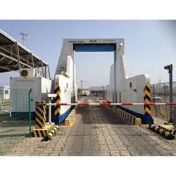 NUCTECH FS6000 Система инспекционно – досмотрового комплекса (ИДК) для бесконтактного ускоренного досмотра контейнеров/грузовиков