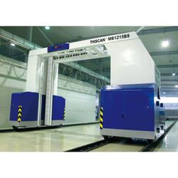 NUCTECH MB1215BS Инспекционно –досмотровый комплекс (ИДК) с передвижным сканирующим устройством (ПСУ) для бесконтактного досмотра контейнеров/грузовиков