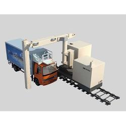 NUCTECH MB1215LC Инспекционно–досмотровый комплекс (ИДК) с передвижным сканирующим устройством (ПСУ) для бесконтактного досмотра контейнеров/грузовиков