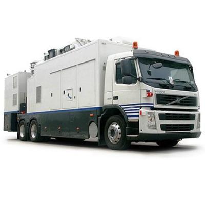 NUCTECH MT1213DE Мобильный инспекционно-досмотровый комплекс (МИДК) для бесконтактного досмотра контейнеров/грузовиков