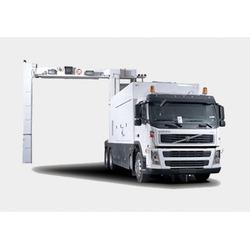 NUCTECH MT1213LC Мобильный инспекционно-досмотровый комплекс (МИДК) для бесконтактного досмотра контейнеров/грузовиков