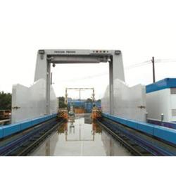 NUCTECH PB6000 Инспекционно-досмотровый комплекс (ИДК) для бесконтактного досмотра контейнеров/грузовиков