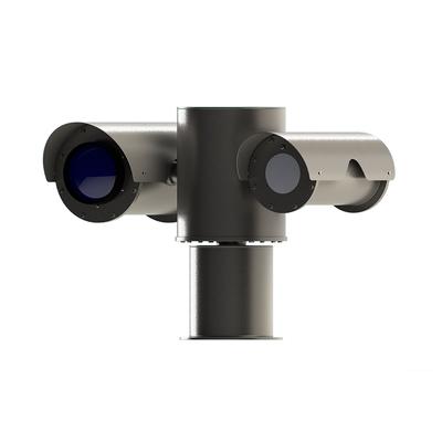 Тепловизор сетевой поворотный с дополнительным видео каналом Сапфир ТСПВ064-15/150-01-230/ТСПВ064-15/150-01-24